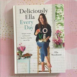 Other - Deliciously Ella cookbook